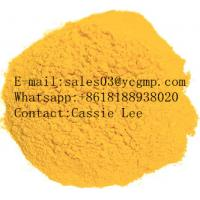 Buy cheap Legal Yellow Crystalline Raw Steroid Powders Trenbolone Enanthate CAS 10161-33-8 product