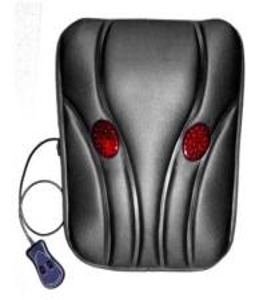 China shiatsu massage cushion for car and home on sale