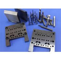 Buy cheap Tungsten Carbide Punch Carbide Punch Needle For Precision Stamping Processing product