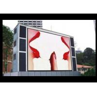 Buy cheap 4mm Rgb Full Color Billboard Led Video Display Board With Clear Image product