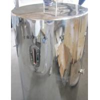 Buy cheap 350 L Stainless Steel Liquid Storage Tanks product