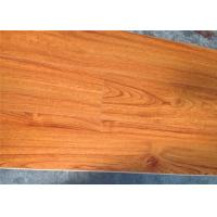 8mm Laminate Flooring Bathroom Waterproof Teak High Glossy Foam Attached 3002 103873028