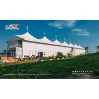 Buy cheap Double Decker Tent used for horse riding events product