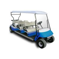 Quality 6 seater gas powered golf cart for sale