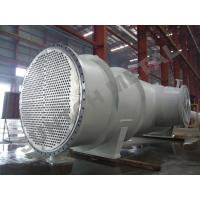 Buy cheap S31603 / 316L Stainless Steel Shell and Tube Condenser for MDI from Wholesalers