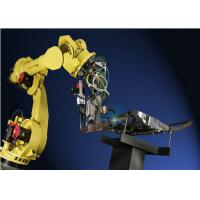 Buy cheap High Efficiency Articulated Industrial Robotic Arm For Point Welding / Arc Welding product