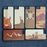 Buy cheap 100% Handmade Wood iPhone Case Ultra Slim iPhone All Models Usage product
