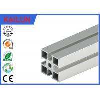 Buy cheap 5050 MM Modular Aluminum Framing System with Custom Aluminum Structural Shapes product