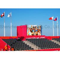 Buy cheap Electronic Programmable Large Stadium Led Display Video Wall Board Epistar Chip product