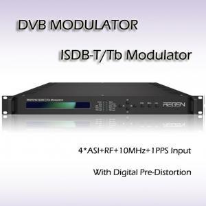 Buy cheap RMI9040 Digital TV headend ISDB-T/Tb Modulator product