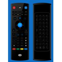 Buy cheap Long Distance 2.4 G RF Remote Control ABS Material Body Customized Key Code product