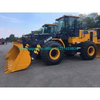 Buy cheap Heavy Load XCMG ZL50GN 5 Ton wheel loaders with 3m3 bucket with Weichai engine 162kw product