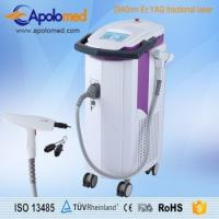 Buy cheap Multifunction Beauty Equipment / IPL SHR tattoo removal Nd:YAG laser product