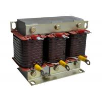 Buy cheap High Voltage 1500v Three Phase Current Limiting Reactor Smoothing Reactors product
