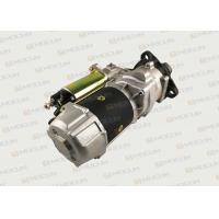 Buy cheap PC600-6/7 6D140 Tractor Engine Parts Starter Motor 11T For Komatsu product