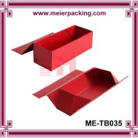 Buy cheap Wholesele Top Design high-end red wine box ME-FD035 product