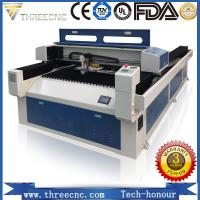 Buy cheap China laser manufacturer fabric laser cutting machine for metal and nonmetal TL2513-280W . THREECNC product