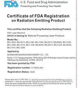 Shandong Joyance Intelligence Technology Co., Ltd Certifications