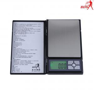 Quality BDS Notebook 1108 pocket precision scale,500g/0.01g,high precision,factory for sale