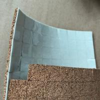 Buy cheap Factory Wholesale Square 30x30mm Cork Distance Protective Pads for Glass & Mirror Seperating product