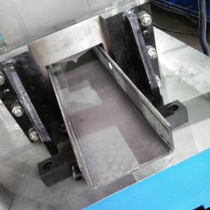 Buy cheap U / C Post Guardrail Roll Forming Machine , Highway Guardrail Machine product