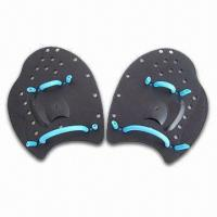 Buy cheap Hand Paddle Made of PP in Different Colors from wholesalers