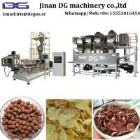 Buy cheap Industrial Ovens Baking/Instant Breakfast Cereal Machine/corn flakes production line Jinan DG machinery company product