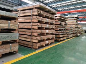 Buy cheap 5052 H38 Aluminum Alloy Sheet standard size product