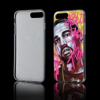 Buy cheap Custom made mobile phone case high quality technology IMD IML printed phone case for iphone 7 plus case product
