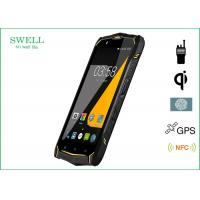 Buy cheap Industrial Smartphone Android 7.0 Octa-Core 5.5 inch 4GB 64GB Rugged Phone with Digital Intercom from Wholesalers
