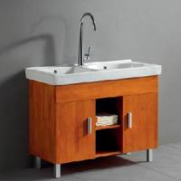 Buy cheap Laundry Sink Cabinet Vanity (XS1001) product