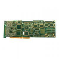Buy cheap 12L PCB golden finger Machinery,33 mil trace product