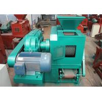 China Roller Press Biomass Charcoal Briquetting Machine 1.45T Gross Weight on sale