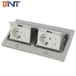 Buy cheap waterproof design hidden pop up type double floor sokcet outlet box product