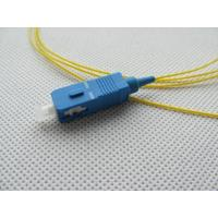China SC SM Simplex Optical Fiber Patch cord on sale