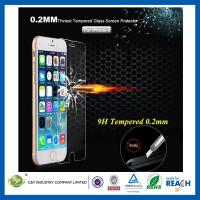 Buy cheap Ballistic Nano 0.2mm Tempered Glass Smartphone Screen Protector Ultra Slim For Iphone 6 from Wholesalers