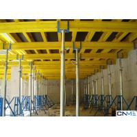 Buy cheap Flexible Slab Formwork Systems Reusable Less Than 4.5m Floor Height product