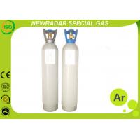China CAS 7440-37-1 Argon Welding Gas , Industrial 1.18 KJ/Mol High Purity Argon Gas on sale