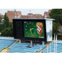 Buy cheap 16mm x 16mm P10 Sports Stadium LED Display Advertising Field product