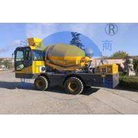 Buy cheap 2.5m3 Self Loading Concrete Machine product