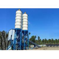 Buy cheap Central Mix Ready Mix Concrete Plant 150m3 High Precision Automatic Control product