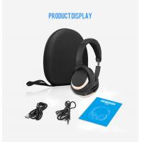 Buy cheap SORNBEO ANC BH519 rose gold  Wireless Bluetooth headset headphones earphone with Active Noise Cancelling product