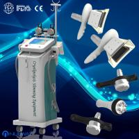 Buy cheap Professional Cryolipolysis Slimming Machine For Fat removal  And body shaping product