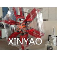 3kw Plastic automatic pipe winding machine, Pipe winder single plate or double plate