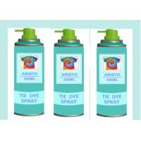 Buy cheap Normal Environment DIY Art Spray Paint  Fluorescent  No Fading 103.5Ml / Can product