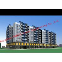 Buy cheap Structural Steel Framed Multi-Storey Steel Building EPC Contractor General And High Rise Building product