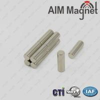 "China Rod Neodymium Magnet (N48) 3/4 "" x 1 "" on sale"