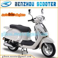 China EEC EPA DOT 125cc Gas Scooter YY125T-31 on sale