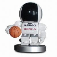Buy cheap Robot Plastic Figure, Made of Eco-friendly PVC Material, MOQ of 3,000 Pieces, OEM Orders Welcomed product