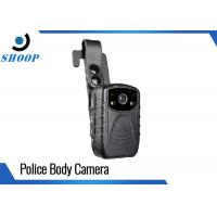 Buy cheap Multi - Functional Bluetooth Police Video Recorder 1296P Video Resolution product
